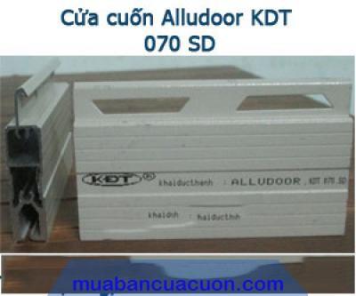 Cửa Cuốn KĐT KDT 070-SD