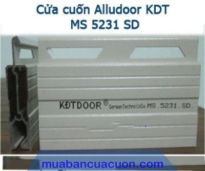 Cửa Cuốn KĐT MS 5231 SD